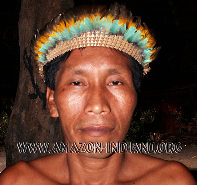 Bora Tribe Chief