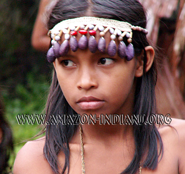 Bora Native Girl