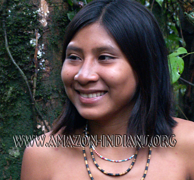 Picture of Native American IndiansAmazon Native Women