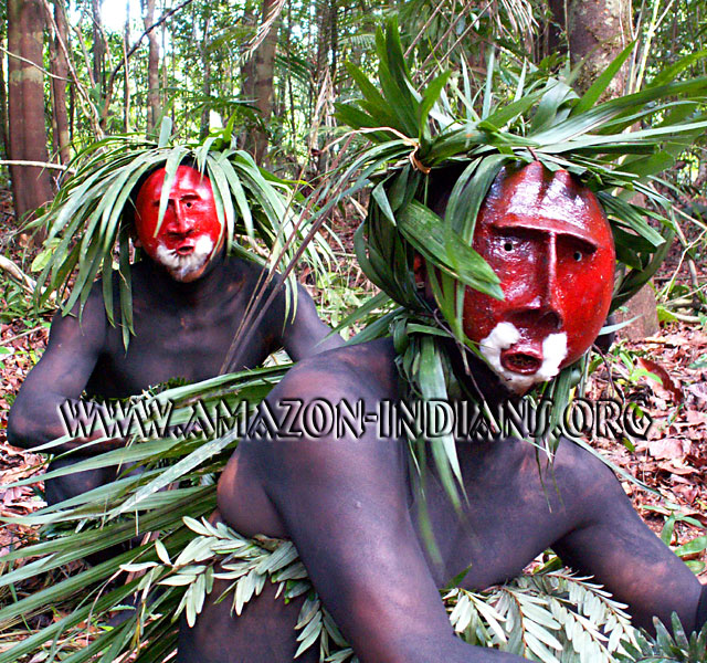 Photo Amazon Indians