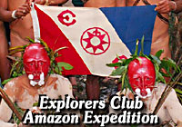 Amazon Indian Tribe - Matis Indians - Explorers Club