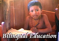 Amazon Indian Bilingual Education